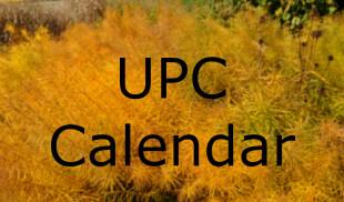 UPC Calendar